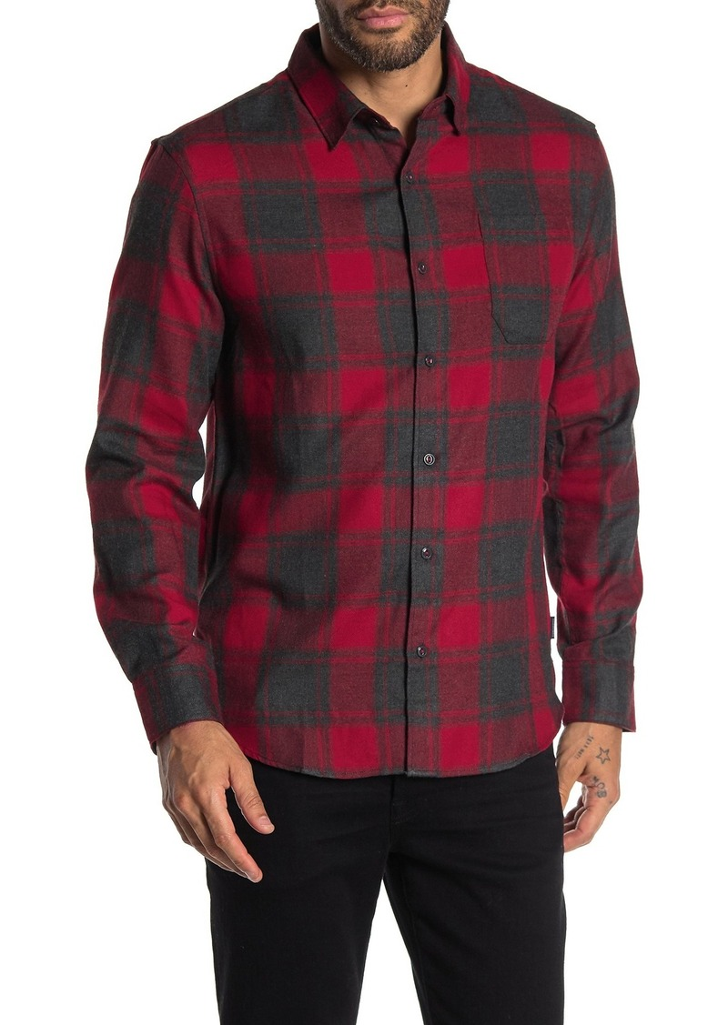 7 Diamonds Rumor Plaid Flannel Shirt
