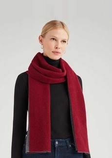 7 For All Mankind 2 Tone Cashmere Wrap Scarf