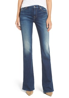 7 For All Mankind® A Pocket Flare Leg Jeans (Liberty)