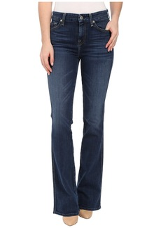 "7 For All Mankind ""A"" Pocket w/ ""Seamed A"" in La Palma Blue"