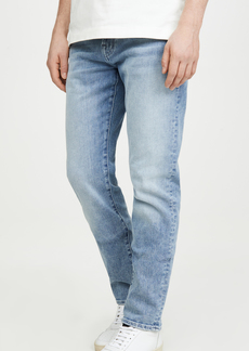 7 For All Mankind Adrien Clean Pocket Jeans