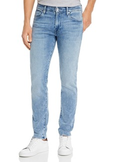 7 For All Mankind Adrien Luxe Sport Slim Fit Jeans in Sonar