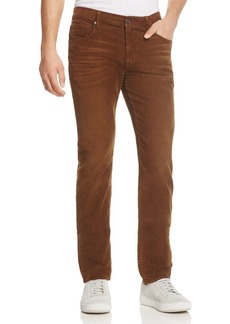 7 For All Mankind Adrien Slim Fit Corduroy Pants
