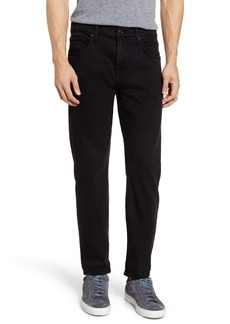 7 For All Mankind® Adrien Luxe Performance Slim Fit Jeans (Annex Black)
