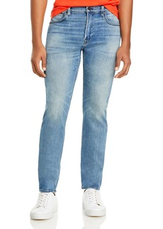 7 For All Mankind Adrien Slim Fit Jeans in Blue Sage