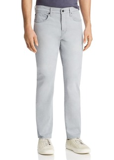 7 For All Mankind Adrien Slim Fit Jeans in Light Grey