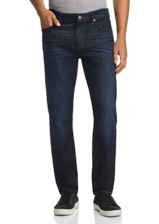 7 For All Mankind Adrien Tapered Fit Jeans in Perennial