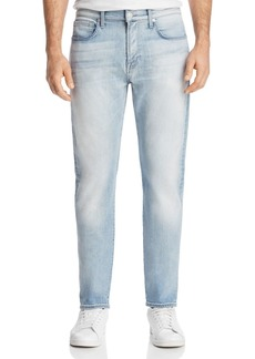 7 For All Mankind Adrien Slim Fit Jeans in Sun Soaked - 100% Exclusive