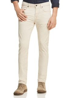 7 For All Mankind Adrien Slim Fit Jeans in White Onyx - 100% Exclusive