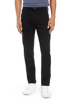 7 For All Mankind® Adrien Slim Fit Straight Leg Jeans (Authentic Black)