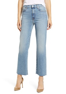 7 For All Mankind® Alexa High Waist Ankle Wide Leg Jeans (Vintage Mercer)