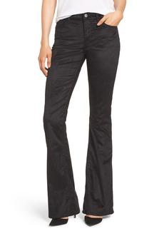 7 For All Mankind® Ali Velvet Wide Leg Jeans