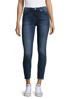 7 For All Mankind Ankle Gwenevere Jeans
