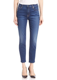 7 For All Mankind Ankle Length Jeans