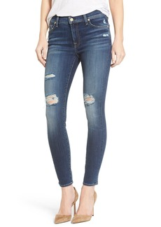 7 For All Mankind® Ankle Skinny Jeans