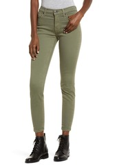7 For All Mankind® Ankle Skinny Jeans (Agave)