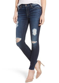 7 For All Mankind® Ankle Skinny Jeans (Aggressive Madison Ave)