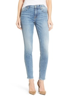 7 For All Mankind® Ankle Skinny Jeans (Gold Coast Waves)