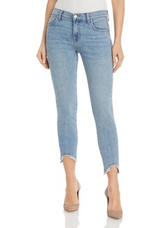 7 For All Mankind Ankle Skinny Jeans in Saratoga