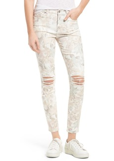 7 For All Mankind® Ankle Skinny Jeans (Sydney Garden)