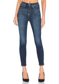 7 For All Mankind Aubrey Skinny