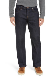 7 For All Mankind® Austyn Airweft Relaxed Straight Leg Jeans (Caveat)
