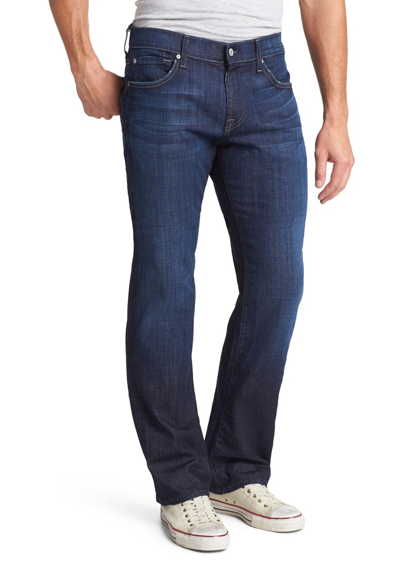 7 For All Mankind® Austyn Relaxed Fit Jeans (Los Angeles Dark)