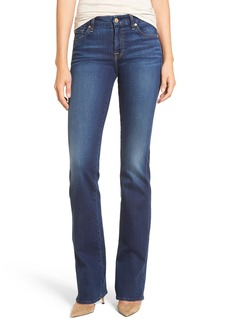 7 For All Mankind® 'b(air) - Kimmie' Bootcut Jeans (Duchess)