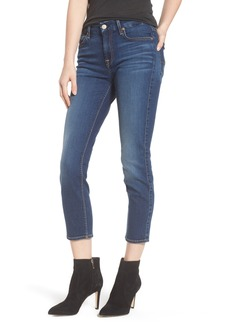 7 For All Mankind® b(air) - Kimmie Crop Straight Leg Jeans (Bair Duchess)