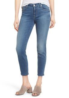 7 For All Mankind® b(air) - Kimmie Crop Straight Leg Jeans (Bair Sunset)