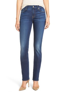 7 For All Mankind® 'b(air) - Kimmie' Straight Leg Jeans (Duchess)