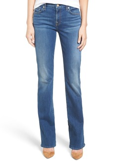 7 For All Mankind® 'b(air) - Kimmie' Straight Leg Jeans (Bair Reign))