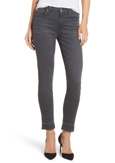 7 For All Mankind® b(air) - Roxanne Ankle Jeans (Bair Smoke)