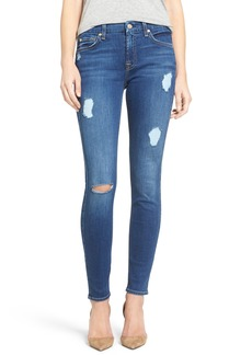 7 For All Mankind® 'b(air) - The Ankle' Skinny Jeans (Duchess 2)