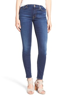 7 For All Mankind® 'b(air) - The Skinny' Skinny Jeans (Duchess)