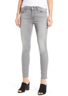 7 For All Mankind® b(air) Ankle Skinny Jeans (b(air)Liberty Grey)