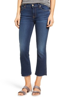 7 For All Mankind® b(air) Crop Bootcut Jeans (Bair Duchess)