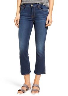 7 For All Mankind® b(air) Crop Bootcut Jeans (Bair Duchess)