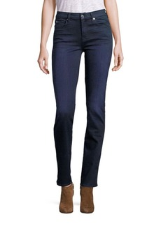 7 For All Mankind b(air) Kimmie Straight-Leg Jeans
