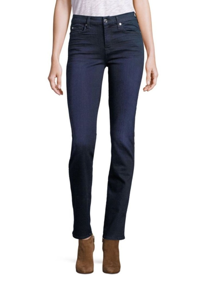 7 For All Mankind b(air) Kimmie Straight-Leg Jeans