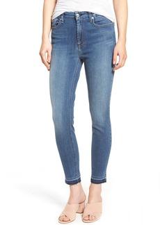7 For All Mankind® b(air) High Waist Ankle Skinny Jeans (Bair Sunset)