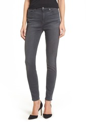 7 For All Mankind® b(air) High Waist Skinny Jeans (Smoke)