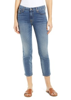 7 For All Mankind® b(air) Kimmie Crop Slim Jeans (Amazing Heritage)