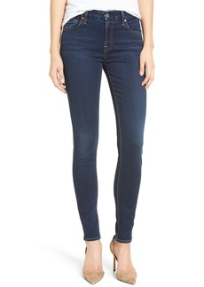 7 For All Mankind® b(air) Skinny Jeans (Bair Tranquil Blue)