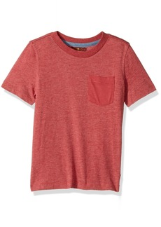 7 For All Mankind Big Boys' Short Sleeve T-Shirt