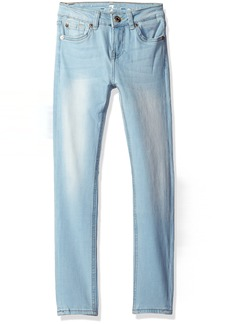 7 For All Mankind Big Girls' The Skinny Day Light Blue Jean