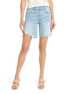 7 For All Mankind® Boyfriend Cutoff Denim Shorts