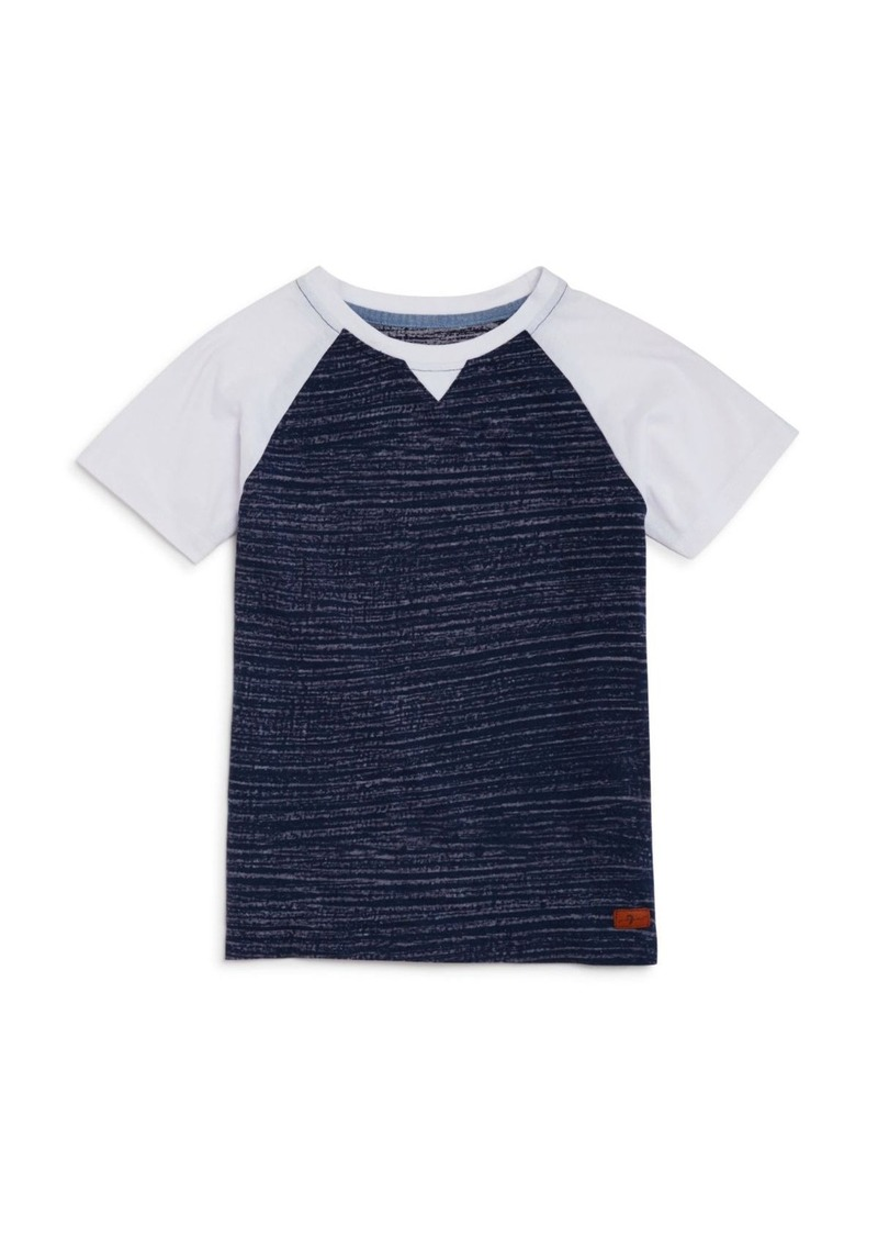 7 For All Mankind Boys' Irregular Stripe Tee - Sizes S-XL