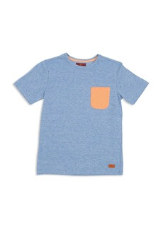 7 For All Mankind Boys' Pocket Tee - Big Kid