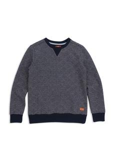 7 For All Mankind Boys' Striped Sweatshirt - Big Kid